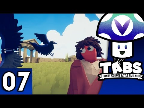 [Vinesauce] Vinny - Totally Accurate Battle Simulator (part 7)