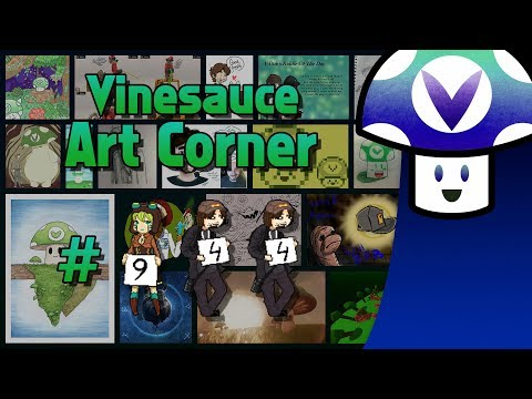[Vinebooru] Vinny - Vinesauce Art Corner (part 944)