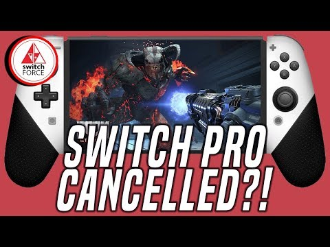 Nintendo Switch Pro Delayed Or Cancelled?! (Rumor)