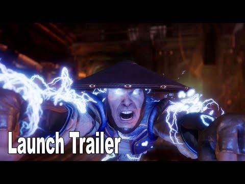 Mortal Kombat 11 - Launch Trailer [HD 1080P]