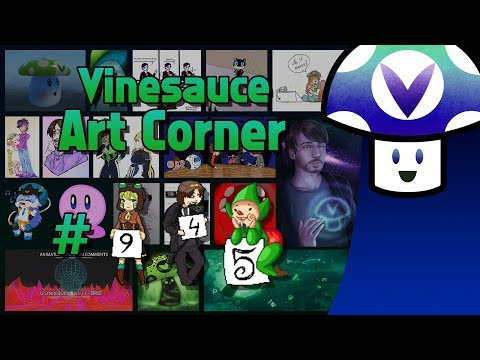 [Vinebooru] Vinny - Vinesauce Art Corner (part 945)