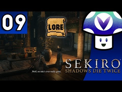 [Vinesauce] Vinny - Sekiro: Shadows Die Twice (part 9)