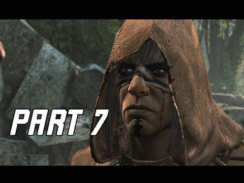 Assassin's Creed 4 Black Flag Walkthrough Part 7 - Isle of Assassins (PC AC4 Let's Play)