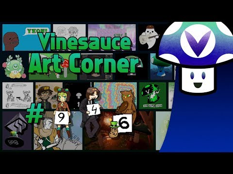 [Vinebooru] Vinny - Vinesauce Art Corner (part 946)