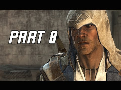 Assassin's Creed 4 Black Flag Walkthrough Part 8 - Connor Outfit (PC AC4 Let's Play)