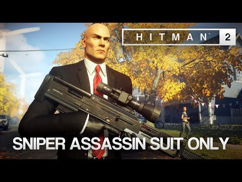 HITMAN™ 2 Master Difficulty - Sniper Assassin, Whittleton Creek (Silent Assassin Suit Only)