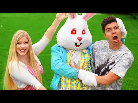 I SURPRISED PrestonPlayz for EASTER with THIS...