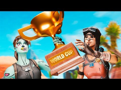 Fortnite World Cup Qualifier $1,000,000 Semi-Finals! (Fortnite Battle Royale)