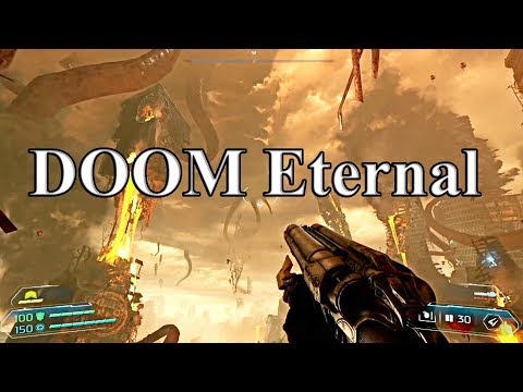 DOOM Eternal comes out in 2019?