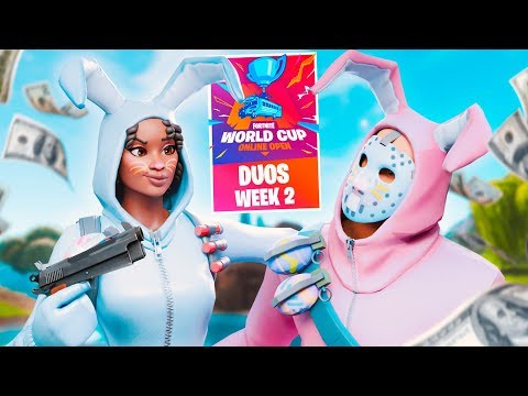 Fortnite $1,000,000 World Cup Qualifier Tournament Finals! *Top 1500 Teams* (Fortnite Battle Royale)