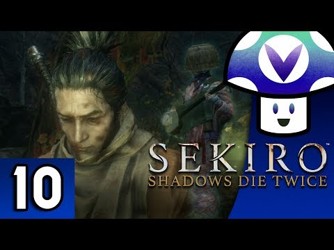 [Vinesauce] Vinny - Sekiro: Shadows Die Twice (part 10)