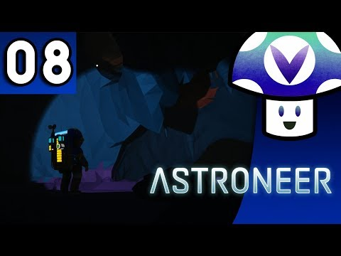 [Vinesauce] Vinny - Astroneer (part 8)
