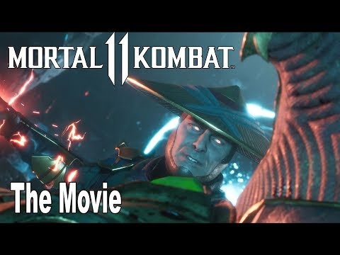 Mortal Kombat 11 - The Movie All Cutscenes [HD 1080P]