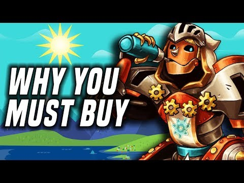 SteamWorld Quest: 7 Reasons Why YOU MUST BUY This Game!