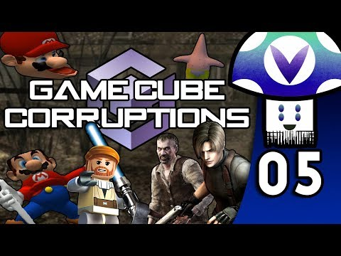 [Vinesauce] Vinny - GameCube Corruptions + Wii RTC (PART 5)