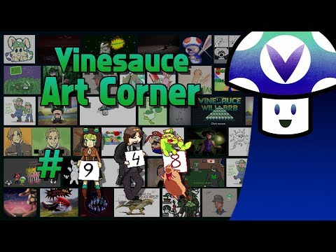 [Vinebooru] Vinny - Vinesauce Art Corner (part 948)