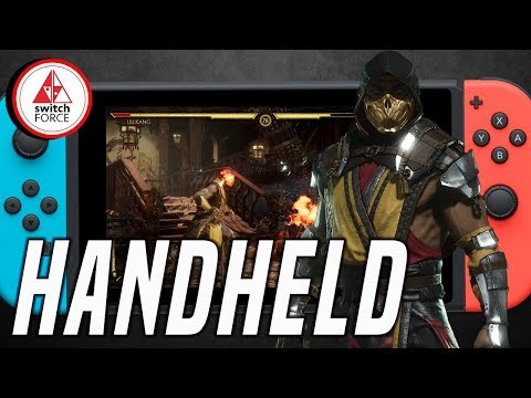 Mortal Kombat 11 Switch Handheld Mode - Is It Good Enough?!