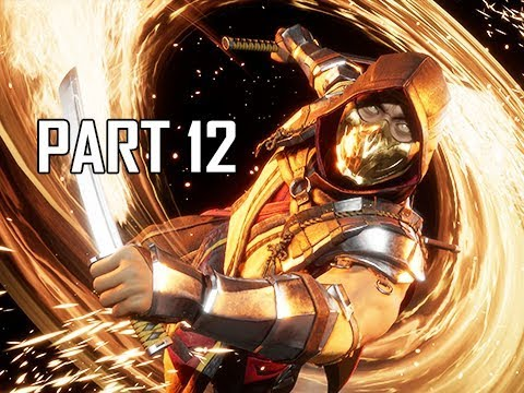 MORTAL KOMBAT 11 Walkthrough Part 12 - Grandmaster (MK11 Story Let's Play Commentary)