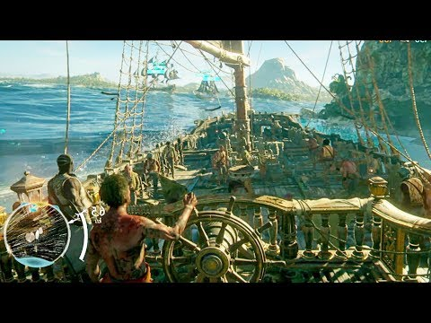 SKULL & BONES - Do you like pirate games?