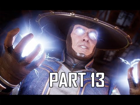 MORTAL KOMBAT 11 Walkthrough Part 13 - Raiden's Fury (MK11 Story Let's Play Commentary)