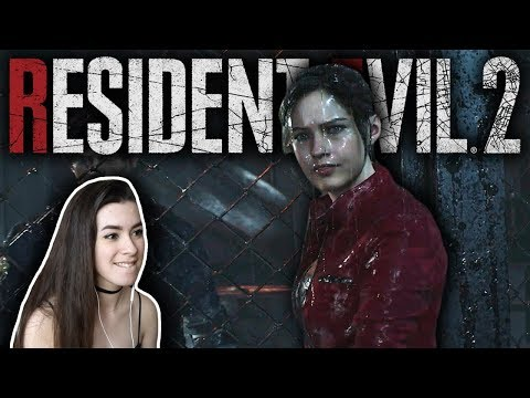 HERE WE GO AGAIN... | Resident Evil 2 Remake Gameplay | Claire B | Part 1