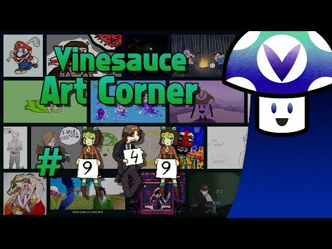 [Vinebooru] Vinny - Vinesauce Art Corner (PART 949)