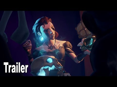 Sea of Thieves - Tall Tales: Shores of Gold Cinematic Trailer [4K 2160P]