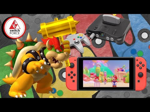 Nintendo Switch Crushes N64!? Switch Surpasses Lifetime Sales