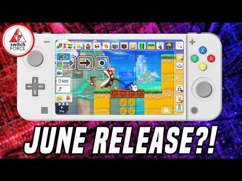 Nintendo Switch Mini Release Date In June?! [NEW REPORT/RUMOR]