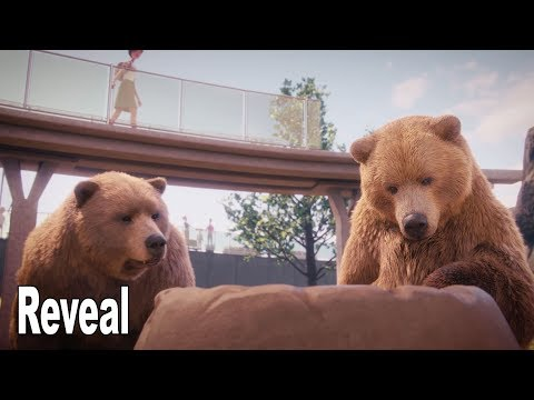 Planet Zoo - Reveal Trailer [4K 2160P]