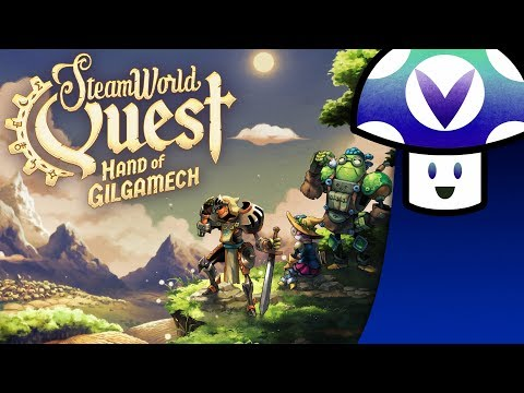 [Vinesauce] Vinny - Steamworld Quest: Hand of Gilgamech