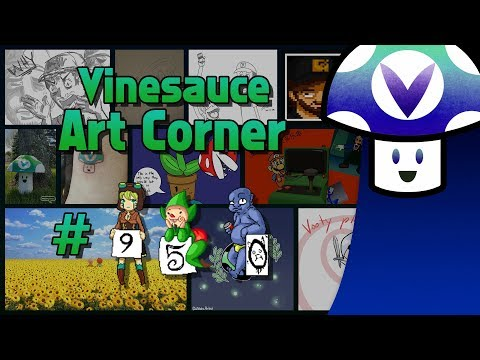 [Vinebooru] Vinny - Vinesauce Art Corner (PART 950)