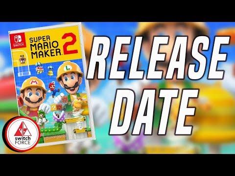 Super Mario Maker 2 Release Date Confirmed! BIG E3 2019 Presence?