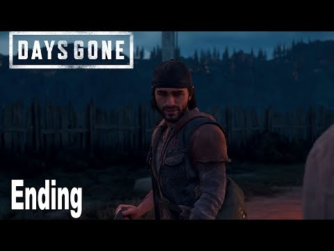 Days Gone - Ending and Credits [HD 1080P]