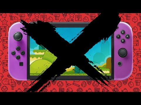 Nintendo Says NO NEW SWITCH CONSOLE