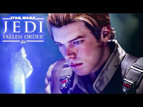 Star Wars Jedi  Fallen Order — Reveal Trailer  2019