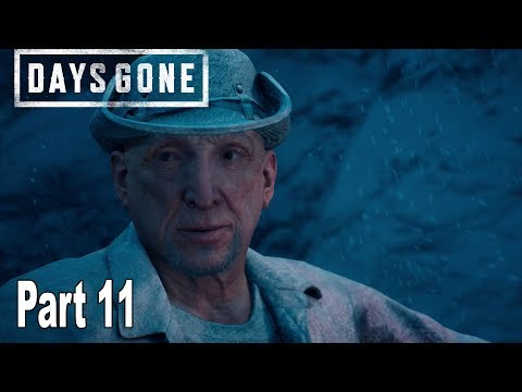 Days Gone - Walkthrough Part 11 No Commentary *Spoilers* [HD 1080P]