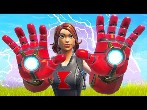 NEW AVENGERS ENDGAME MODE!! *Iron Man, Thor, Captain America* (Fortnite Battle Royale LIVE)
