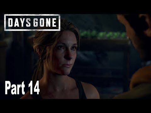 Days Gone - Walkthrough Part 14 No Commentary *Spoilers* [HD 1080P]
