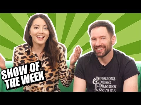 Mortal Kombat 11 Reaction in Show of the Week!