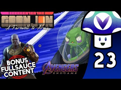 [Vinesauce] Vinny - Enter The Gungeon (PART 23) + Avengers Endgame Spoiler Free Talk
