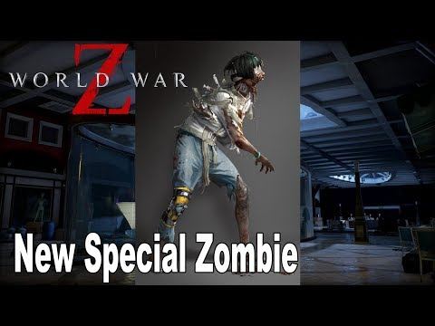 New Tokyo Mission and Special Zombie Coming to World War Z in May [HD 1080P]