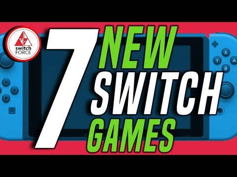 7 ANTICIPATED NEW Switch Games JUST ANNOUNCED!! (2019 Nintendo Switch Games)