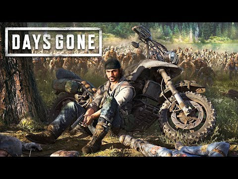 ZOMBIE APOCALYPSE!! (Days Gone, Part 1)