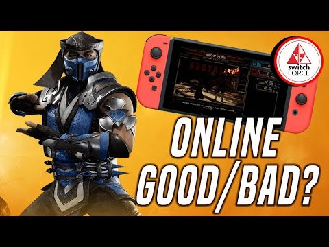 How Is Mortal Kombat 11 Switch Online? Good/Bad Experience?