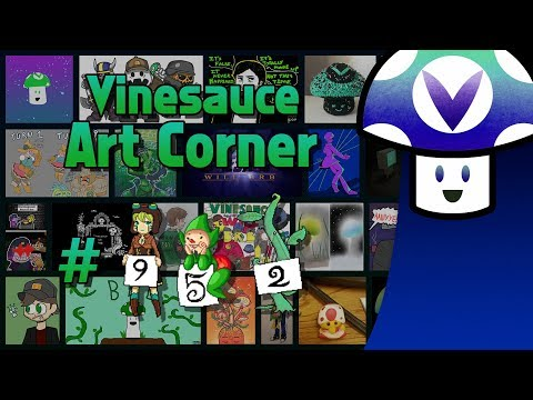 [Vinebooru] Vinny - Vinesauce Art Corner (PART 952)