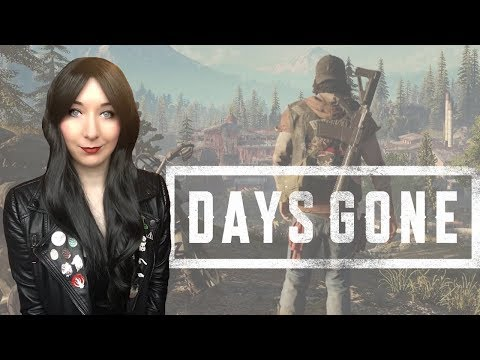 Is It Any Good? - Days Gone Gameplay