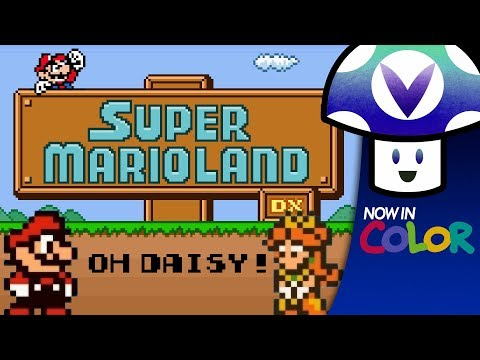 [Vinesauce] Vinny - Super Mario Land DX
