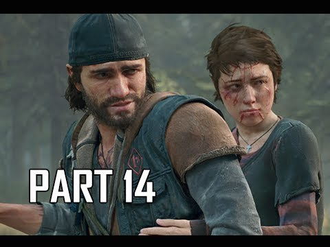 DAYS GONE Walkthrough Part 14 - Rescue (PS4 Pro Let's Play)