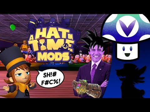 [Vinesauce] Vinny - A Hat in Time: Mod Showcase